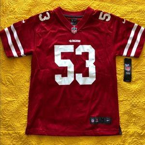 NFL San Francisco 49ERS Bowman Jersey M